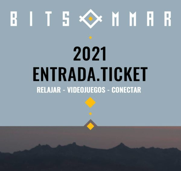 Entrada Bitsommar 2021
